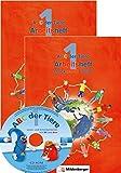 ABC der Tiere 1 – Arbeitsheft Druckschrift, Teil A und B · Neubearbeitung (ABC der Tiere - Neubearbeitung)