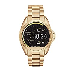 Idea Regalo - orologio Smartwatch donna Michael Kors casual cod. MKT5001