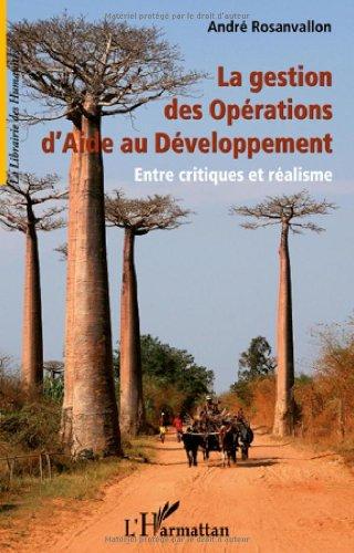 Gestion des Opérations d'Aide au Developement Entre Critiques et Realisme