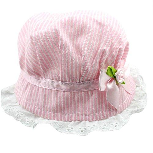 HBF Baby Unisex Sommer / Herbst / Winter Fischenhut Sonnenhut Mütze Outfit Sonnenmütze süß Beanie Hut für Kinder Mädchen Baby (16) (Bunny Outfit Für Baby)