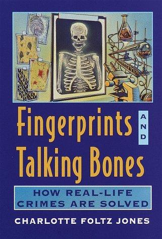 Dell Fingerprint Reader (Fingerprints and Talking Bones: How Real-life Crimes are Solved (Books for Young Readers) by Charlotte F. Jones (1999-04-01))