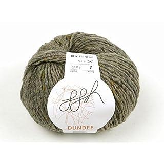 Dundee Farbmix Wolle Strickgarn 50g/125m schlamm
