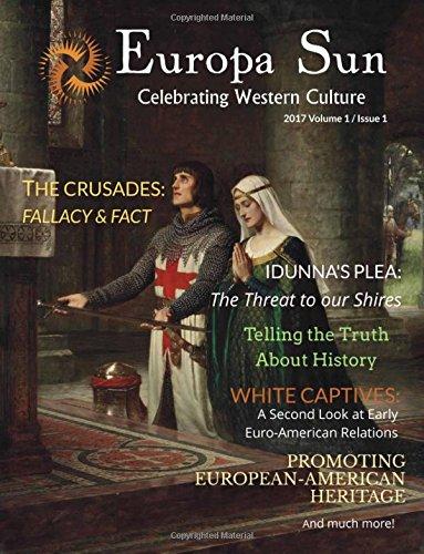 Europa Sun Issue 1: October 2017 por Carolyn Emerick