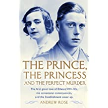 The Prince, the Princess and the Perfect Murder (English Edition)