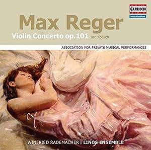 Concerto pour violon et orchestre en la majeur, op. 101 - Arrangé pour ensemble de chambre par Rudolf Kolisch (1896-1978)