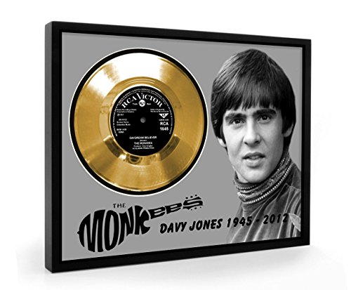 Monkees Daydream Believer 1945 2012 Framed Disco