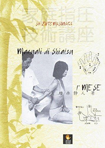 Photo Gallery manuali di shiatsu. 1° mese