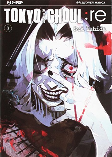 Tokyo Ghoul:re: 3 Tokyo Ghoul:re: 3 51zsp5QCRuL