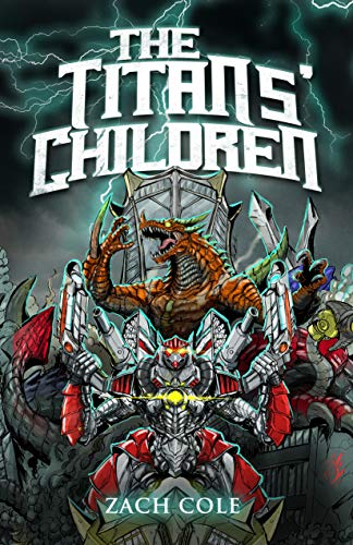 THE TITANS' CHILDREN (A Jeremy Walker Thriller Book 3) (English Edition) (Titan-walker)