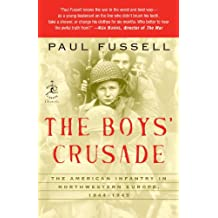 Boys' Crusade (Modern Library Chronicles)
