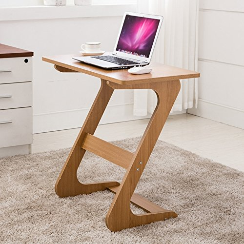 Hochstuhl Kleiner Computer-Schreibtisch / Schreibtisch-kleiner Haushalts-Tisch / einfacher Schreibtisch-Schreibtisch / einfacher personifizierter Tisch / (2 Farben wahlweise freigestellt) (75 * 40cm) ( farbe : B )