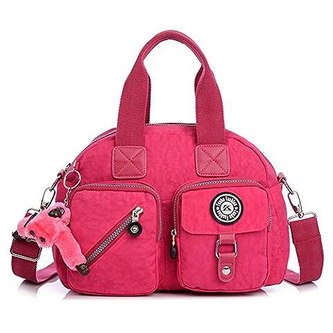 Mme sac de toile/sacs à main de loisirs/Sac à bandoulière/package Diagonal-C