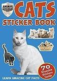 Cats Sticker Book