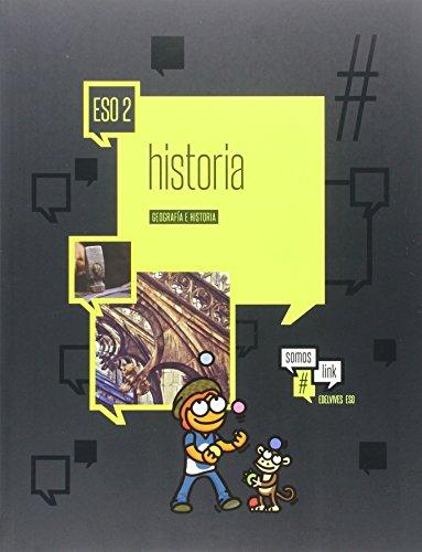 Historia- 2º ESO-Aragón, Principado de Asturias, Castilla y León (Somoslink) - 9788414002780