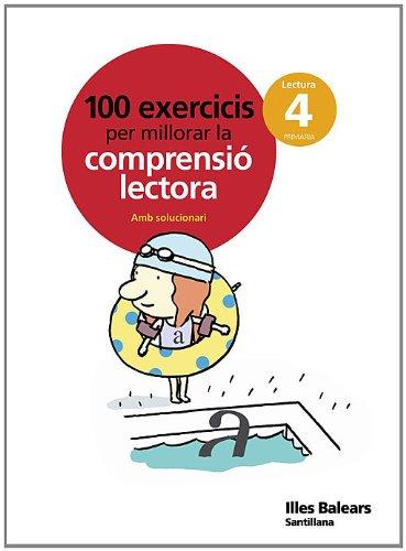 Download 100 Exercicis Per Millorar La Comprensio Lectora 4 Primaria Pdf Wayanvugar