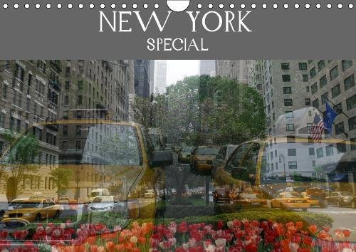 New York Special (Wall Calendar 2019 DIN A4 Landscape): Dynamic pictures of a dream town. (Monthly calendar, 14 pages ) (Calvendo Places)
