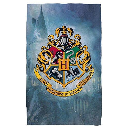 Dongxu Hogwarts Crest - Harry Potter - Beach Towel (31