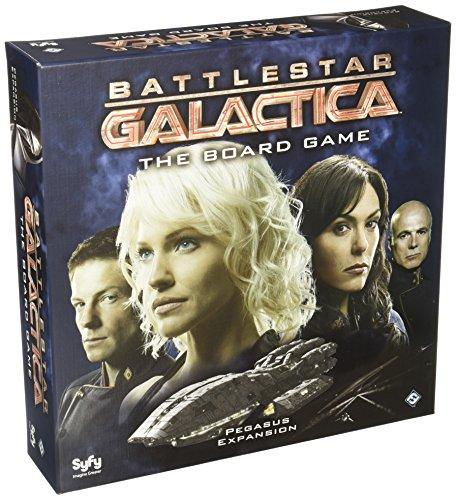 Battlestar Galactica - Expansión Pegasus
