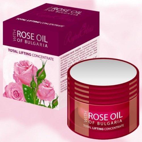 Concentrato Lifting Global con olio di rosa di Bulgaria puro 100% 15ml | Regina Floris