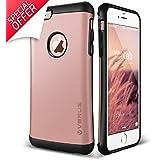 iPhone 6 6s Hülle, VRS Design [Thor][Rosa Gold] - [Slim Schutzhülle][Military Grade Protection] Handy Zubehör Für Handy Zubehör Für Apple iPhone 6 6s 4.7