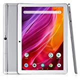 Tablet Android 10 Zoll, Dragon Touch K10 Tablet Pad Android 8.1 2GB+16GB, Quad Core IPS HD (1280 x 800),2MP Dual Kamera Touchscreen /Micro HDMI /GPS/ FM /WiFi /Bluetooth /5G