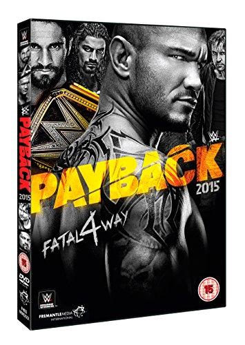 WWE: Payback 2015 [DVD] [UK Import]