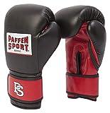 Paffen Sport ALLROUND ECO Boxhandschuhe für das Training; schwarz/rot; 14UZ