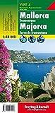 WK E4 Mallorca - Tramuntana, Wanderkarte 1:50.000 (freytag & berndt Wander-Rad-Freizeitkarten) - Freytag-Berndt und Artaria KG