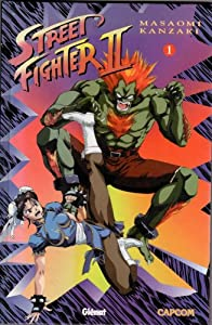 Street Fighter II Edition simple Tome 1
