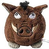 Schmoozies® Wildschwein Stofftier Schmusetier Kuscheltier Plüschtier Teddy Bildschirmreiniger