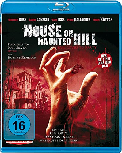 House on Haunted Hill [Blu-ray] (Hunted Horror)
