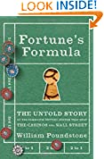 #3: Fortune's Formula: The Untold Story of the Scientific Betting System That Beat the Casinos and Wall Street