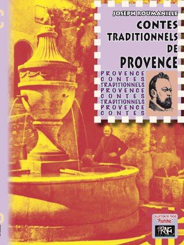 Contes traditionnels de Provence (éd. de poche)