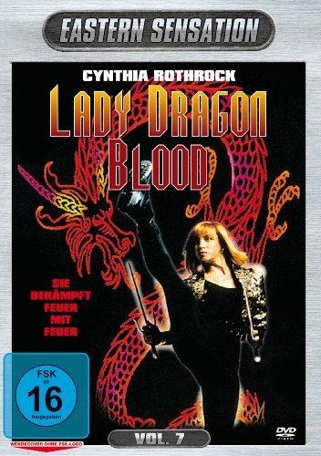 Bild von Cynthia Rothrock-Lady Dragon Blood [Import allemand] by Cynthia Rothrock