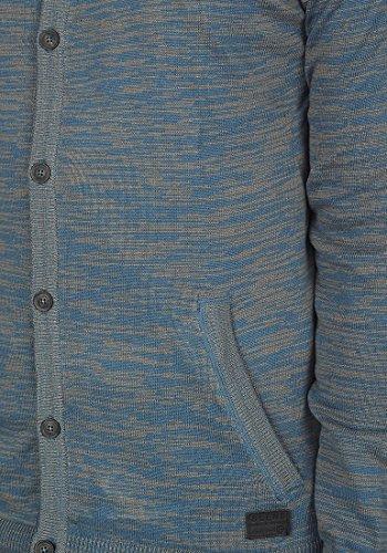 BLEND 20701698ME - Cardigan - Homme Ensign Blue