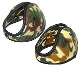 AASA Winter Wear Adjustable Size Ear Muffs for Kids, Girls and Women, Foldable