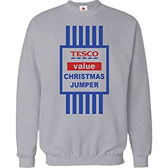 Coto7 I Bought This Christmas Jumper with My Tesco Clubcard Points Kids Sweatshirt