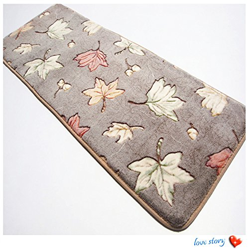 TS-nslixuan das Schlafzimmer Teppich Küche Matten Fußmatte Fußmatte Haushalt Badewanne Matcoffee 60 cm X 160 cm