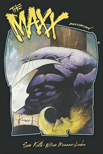The MAXX: Maxximized Volume 4 - Cartoon Maxx,