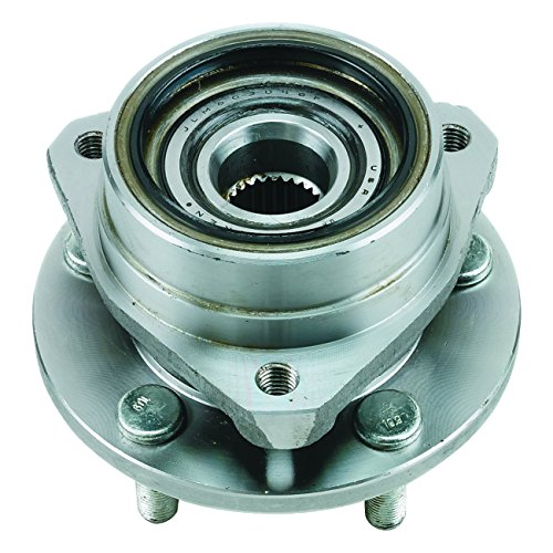 Hub and Bearing Assembly, Front Vorderachse DANA 30
