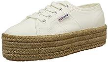Superga 2790 COTROPEW, Sneakers Femme Blanc (901 White) 38 EU