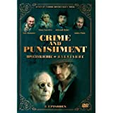 """Fyodor Dostoevsky's """"Crime and Punishment"""" DVD with English Subtitles [NTSC][2010]"""