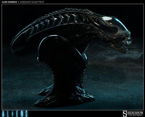 Aliens / Alien Warrior Legendary Scale Bust by Sideshow 4