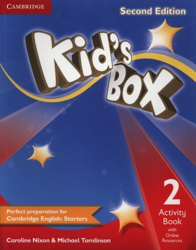 Kid's Box Level 2 Pupil's Book by Caroline Nixon (2014-01-30)