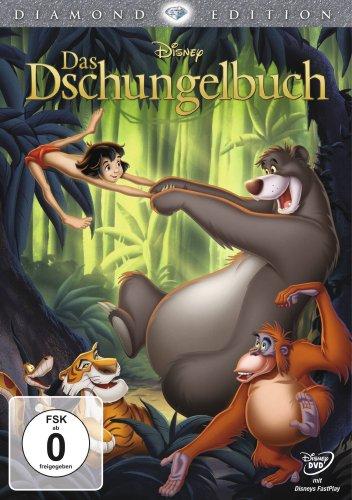 Das Dschungelbuch (Diamond Edition) - Dvd Dschungelbuch-film Disneys