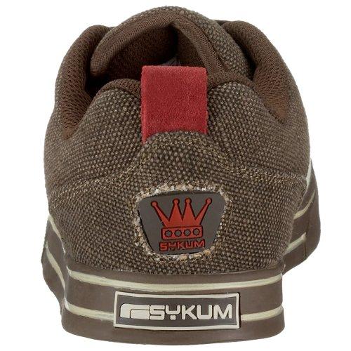 sykum imperial slim, Baskets mode mixte adulte Marron