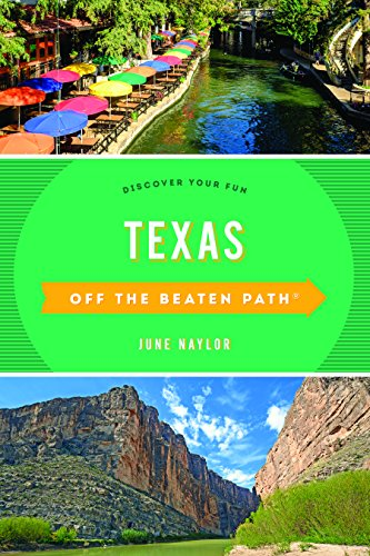 Texas Off the Beaten Path (R): Discover Your Fun