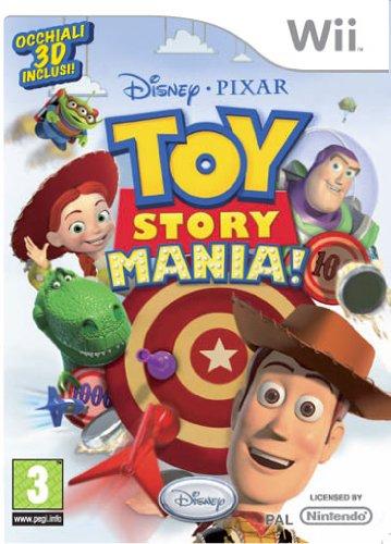 Toy Story Mania (Toy Story Mania Spiel)