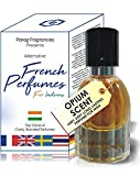 Parag Fragrances Long Lasting French Perfume For Man (Click It (Opium))