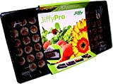 Garda JIFFY Maxi-serra, selbstbew. con 70 palline di torba, 54x28x8 cm - GAZOMA